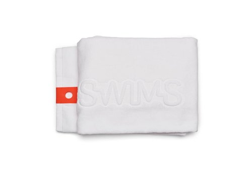SWIMS SWIMS TOWEL NEW WHITE