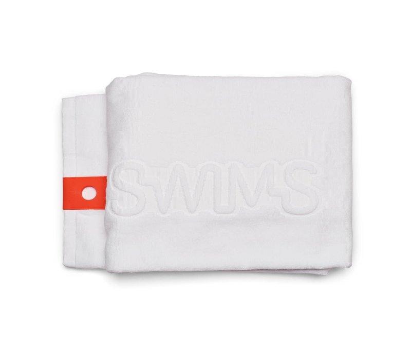 SWIMS TOWEL NEW WHITE