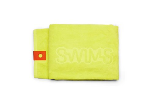 SWIMS SWIMS TOWEL NEW LIMEADE