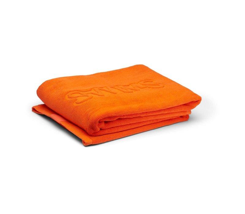 SWIMS TOWEL NEW SWIMS ORANGE