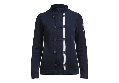 Holebrook HOLEBROOK ORIGINAL WINDPROOF MARI JACKET NAVY
