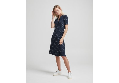 Holebrook HOLEBROOK BIANCA WRAP DRESS 291