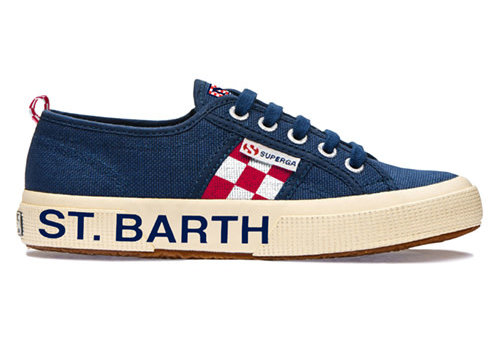 MC2 Saint Barth MC2 SAINTH PROMENADE BLUE NAVY
