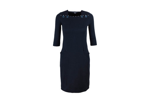 Roosenstein Wolke ROOSENSTEIN WOLKE MILOU DRESS NAVY