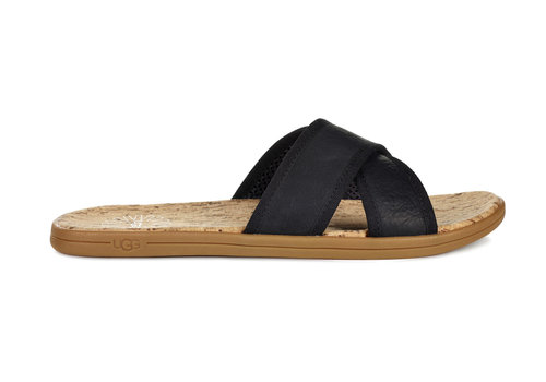 Ugg UGG SEASIDE SLIDE BLK