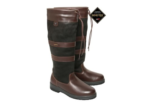 Dubarry DUBARRY GALWAY EXTRAFIT OUTDOOR LAARS BLACK / BROWN