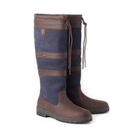 DUBARRY GALWAY OUTDOOR LAARS NAVY/BROWN