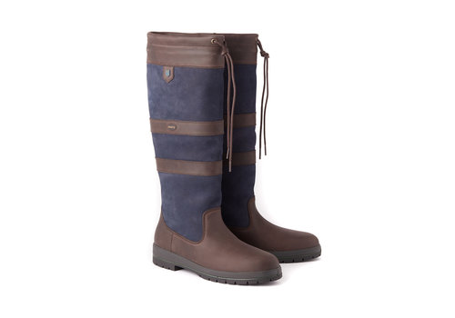 Dubarry DUBARRY GALWAY OUTDOOR LAARS NAVY/BROWN