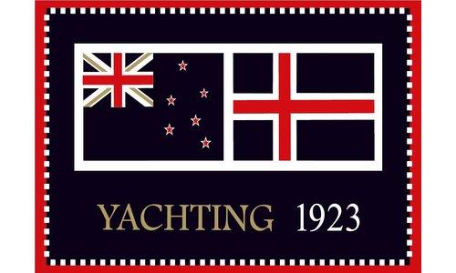 YACHTING 1923