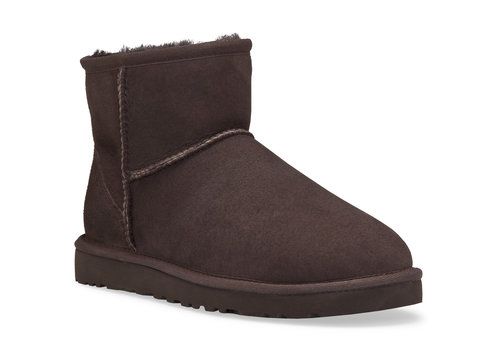 Ugg 1016222-CLASSIC MINI II CHOCOLATE