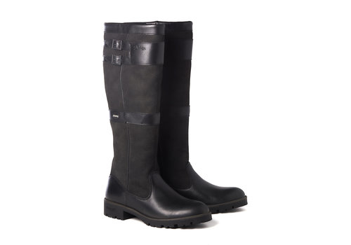 Dubarry DUBARRY LONGFORD OUTDOOR LAARS BLACK