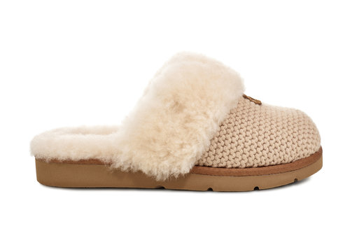 Ugg Women's Cozy Knit Slipper Creme