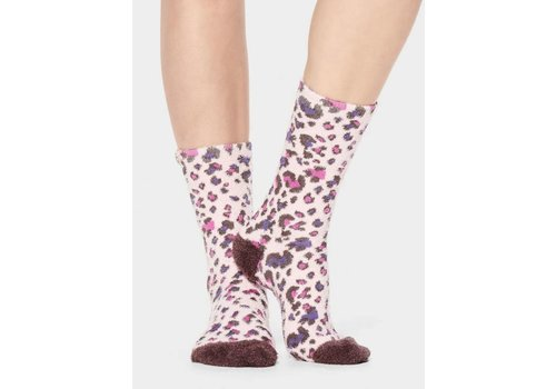 Ugg Women's Leslie Graphic Crew Sock Lftl