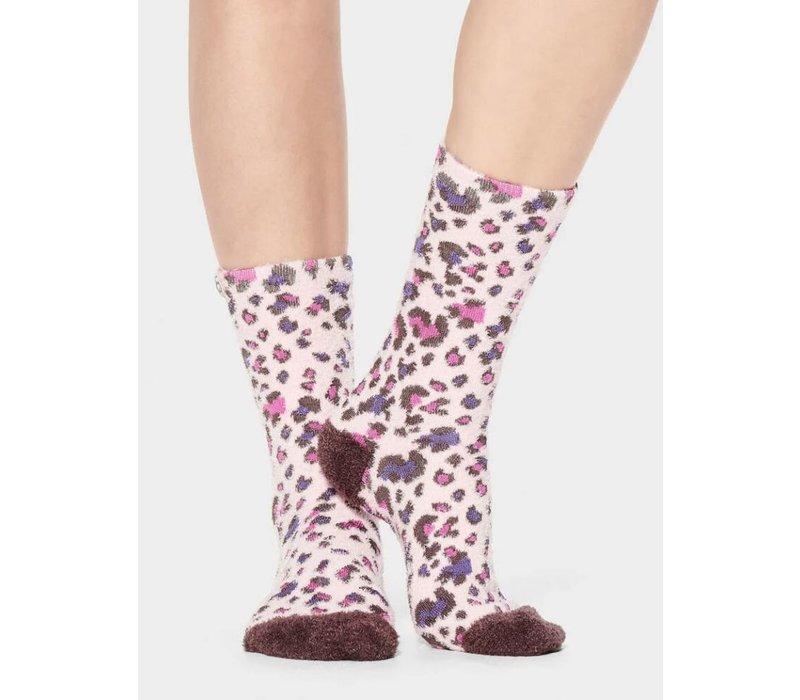 Women's Leslie Graphic Crew Sock Lftl