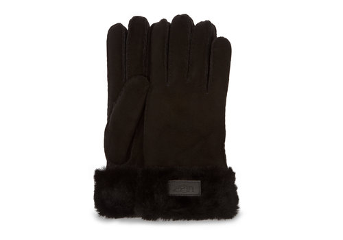Ugg Ugg Turn Cuff Glove Black