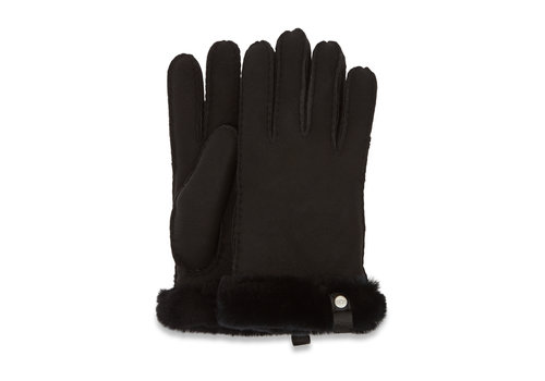 Ugg Ugg Shorty Glove Leather Black