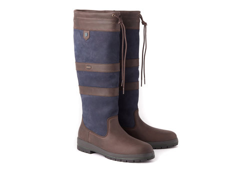 Dubarry DUBARRY GALWAY EXTRAFIT OUTDOOR LAARS NAVY / BROWN