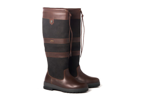 Dubarry DUBARRY GALWAY OUTDOOR LAARS BLACK/BROWN