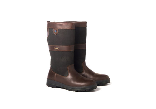 Dubarry DUBARRY KILDARE OUTDOOR LAARS BLACK/BROWN