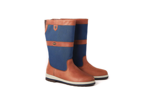 Dubarry DUBARRY SHAMROCK ZEILLAARZEN NAVY/BROWN