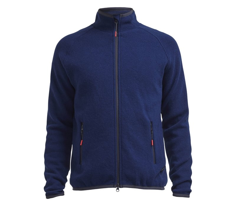 Holebrook Nisse Fullzip WP Cobalt Blue