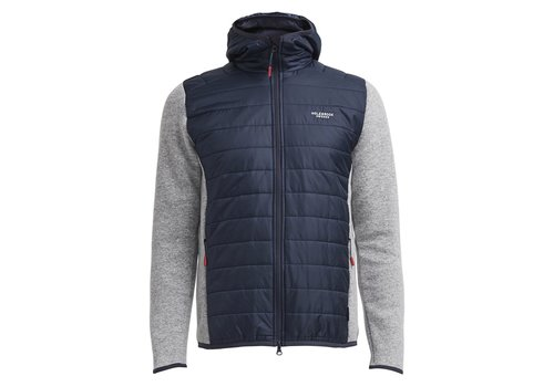 Holebrook Holebrook Morgan Hood WP Navy Grey Mel.