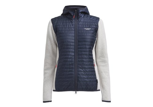 Holebrook Holebrook Elvira Hood WP Navy Light Grey Mel.