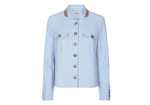 Mos Mosh Mos Mosh Selby Twiggy Jacket Celestial Blue