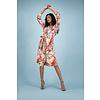 POM POM Dress Full of Luck Raspberry by Katja