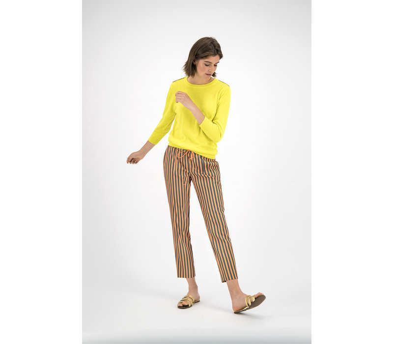 POM Pants Stripes Lucky Charms by Katja