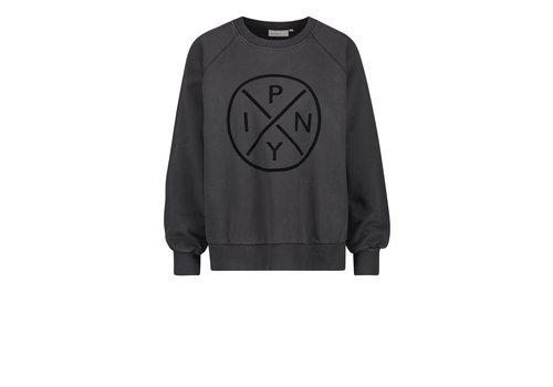 PENN&INK Penn & Ink Sweater Print Asphalt