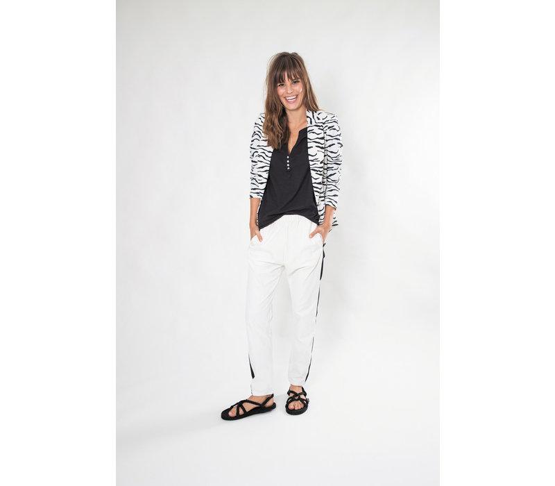 Penn & Ink Blazer Zebra