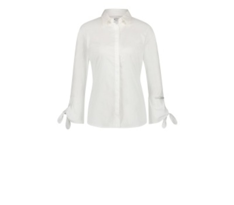 Penn & Ink Blouse White