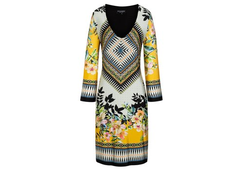 ANA ALCAZAR Ana Alcazar Dress Sleeves Zippy Original