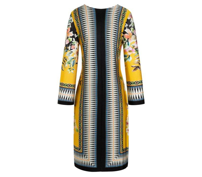 Ana Alcazar Dress Sleeves Zippy Original