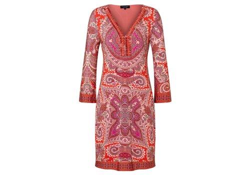 ANA ALCAZAR Ana Alcazar Dress Deco Zafia 5 cm Longer