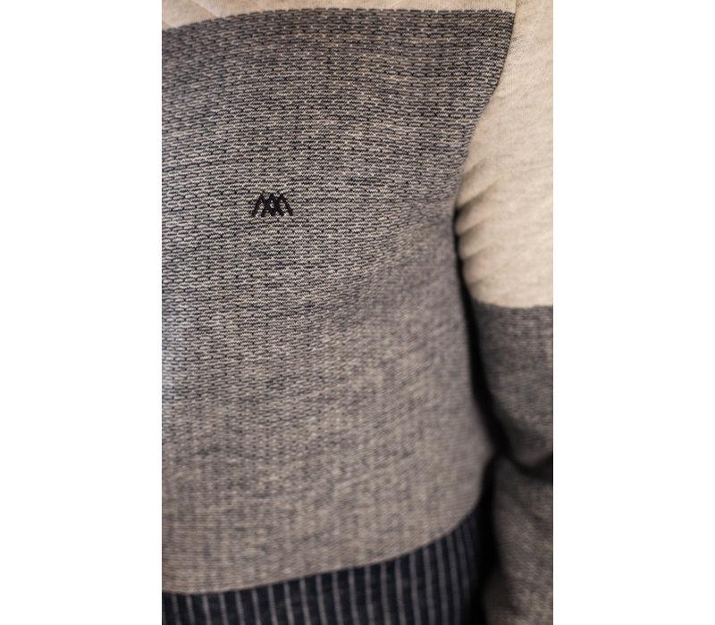 Amsterdenim Sweatshirt Onno Multi Colour