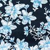 Park Lane Park Lane Shirt Flower Light Blue
