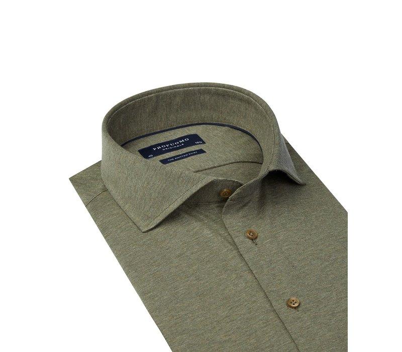 Profuomo Shirt Cutaway
