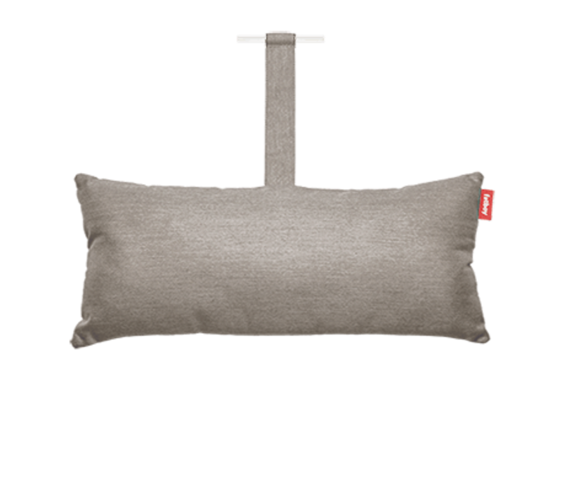 Fatboy Headdemock Sunbrella Pillow Nature Grey