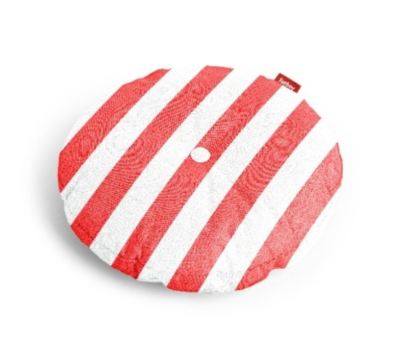 Fatboy Circle Pillow Stripe Red