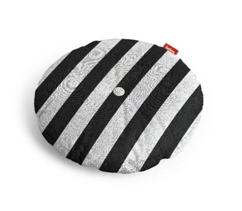 Fatboy Circle Pillow Stripe Anthracite