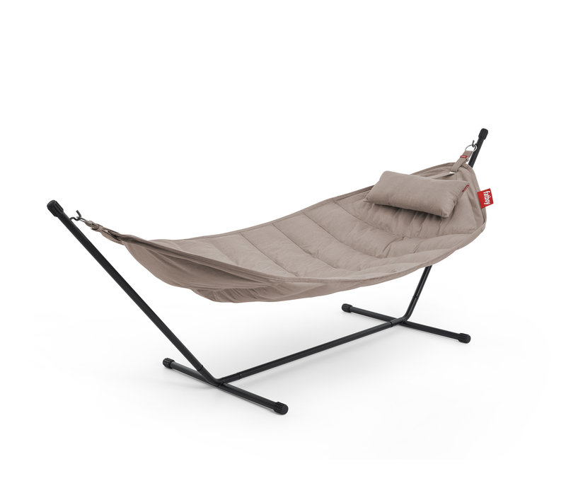 Fatboy Headdemock Sunbrella Nature Grey