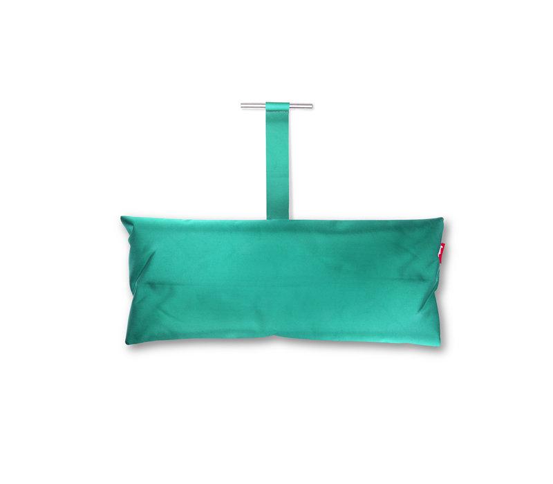 Fatboy headdemock Pillow Turquoise