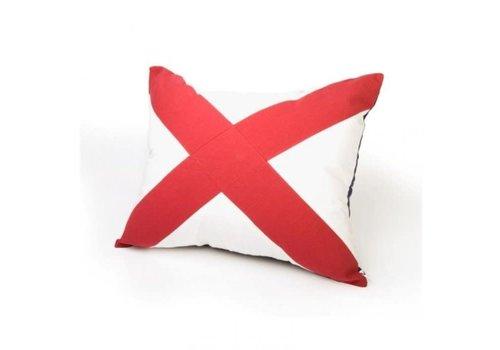 ARC Marine Signalflag pillow 50x60 cm V #
