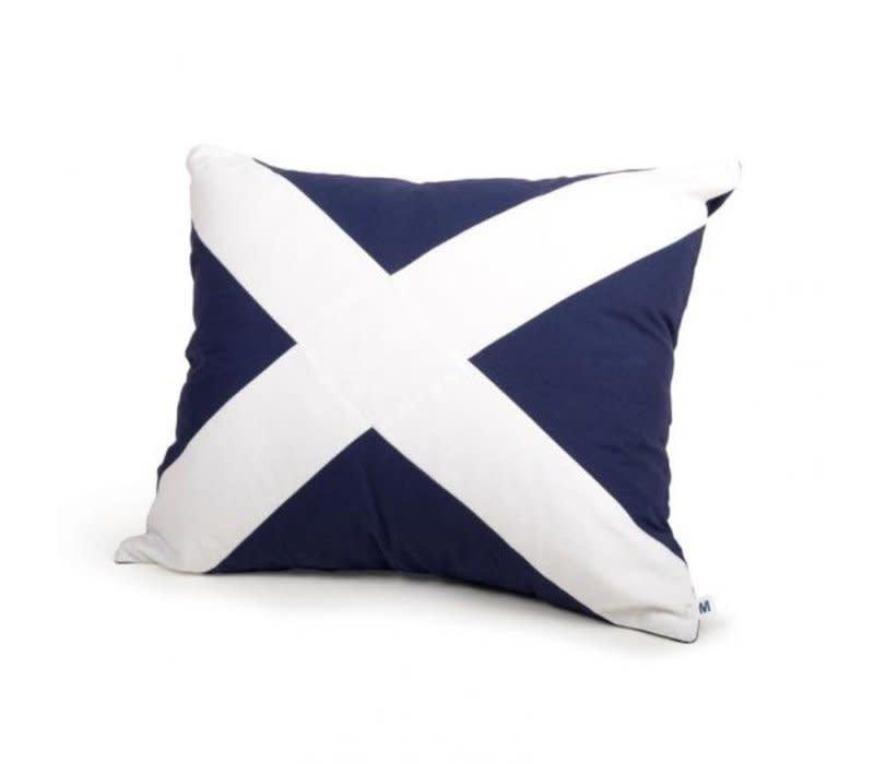 Signalflag pillow 50x60 cm M #