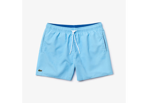 Lacoste Lacoste Men's Swimming trunk Barbeau Blue/Electric