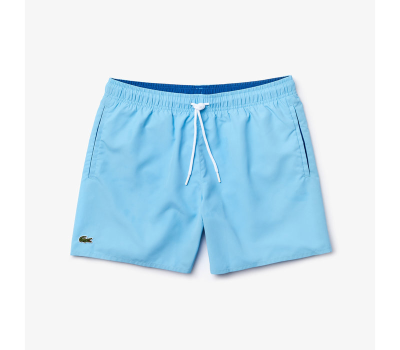 Lacoste Men's Swimming trunk Barbeau Blue/Electric