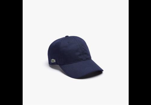 Lacoste Lacoste 2G4C Cap Navy Blue