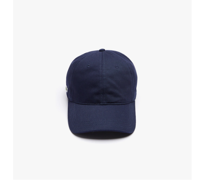 Lacoste Cap Navy Blue